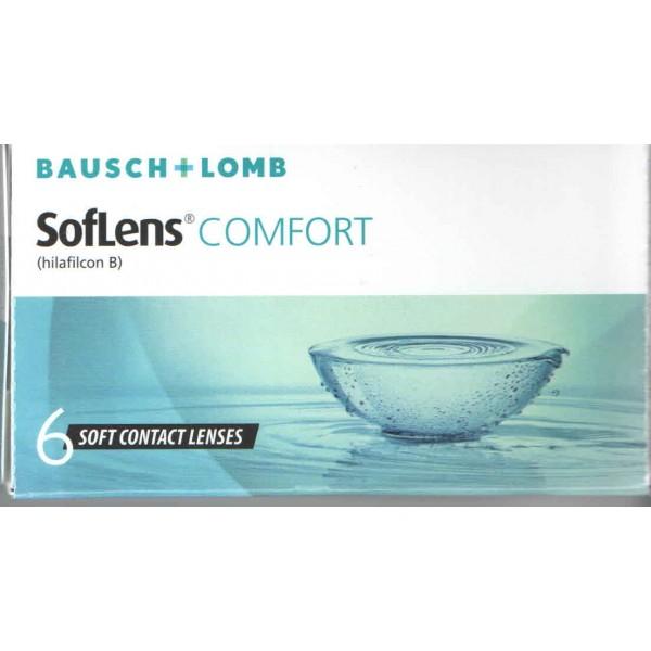 ΦΑΚΟΙ ΕΠΑΦΗΣ Bausch   Lomb Soflens Comfort 6 Pack (Πρώην Soflens 59 ... 9d095ff6e9d