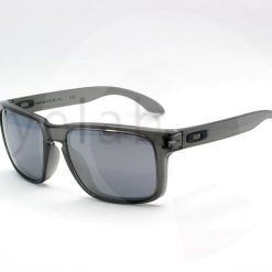 Γυαλιά ηλίου Oakley Holbrook 9102 24 Grey Smoke