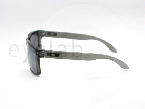 Γυαλιά ηλίου Oakley Holbrook 9102 24 Grey Smoke