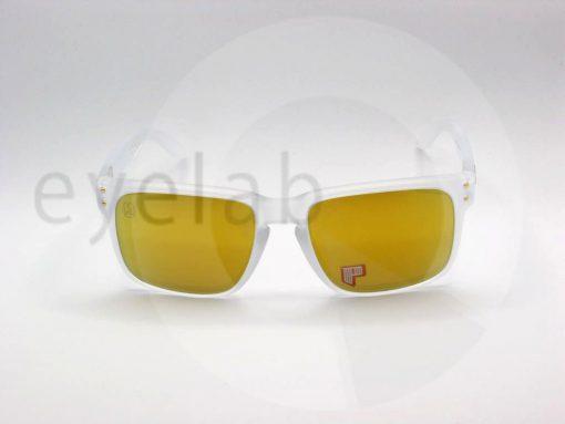 Γυαλιά ηλίου Oakley Holbrook 9102 42 Shaun White gold series