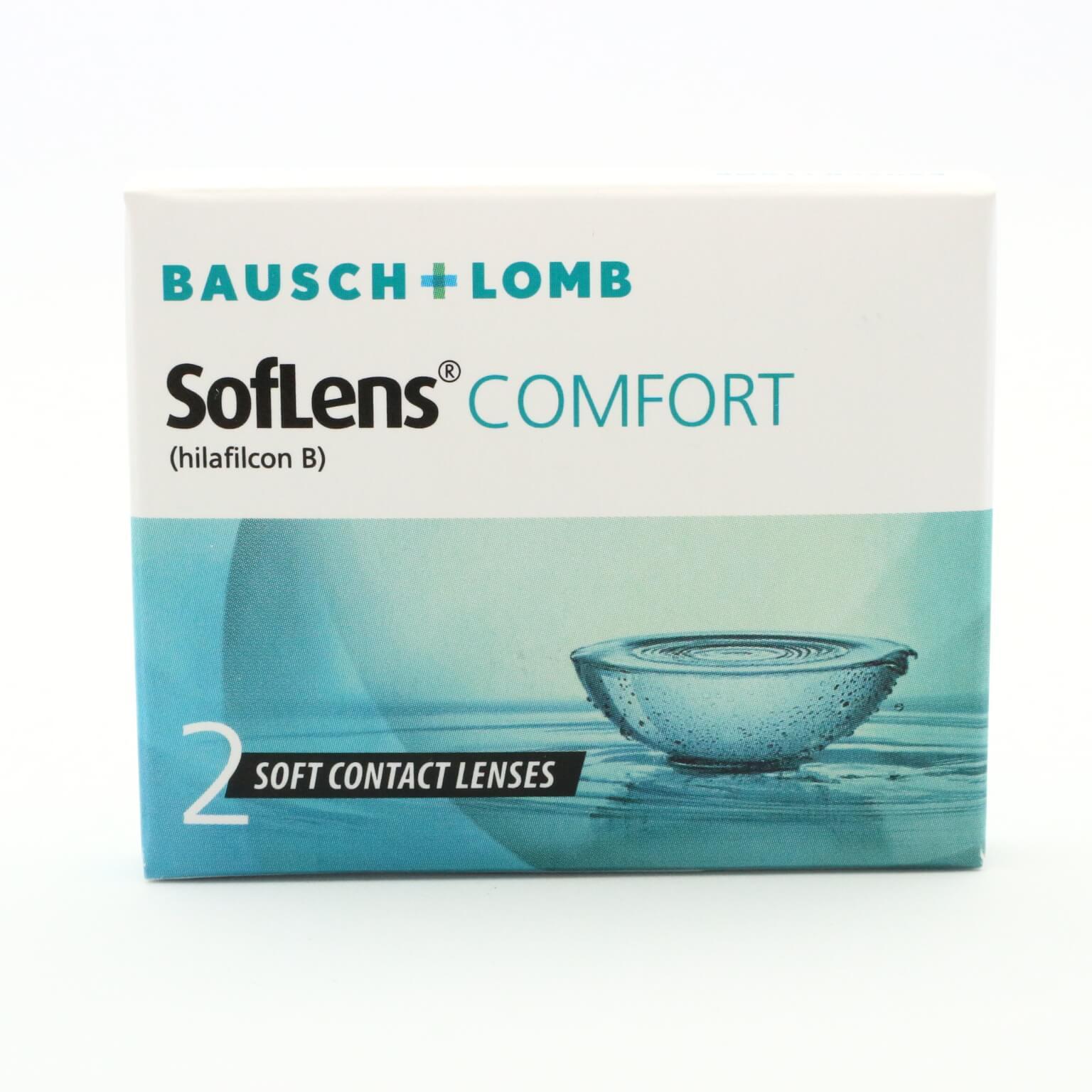 ΦΑΚΟΙ ΕΠΑΦΗΣ Bausch   Lomb Soflens Comfort 2 Pack (Πρώην Soflens 59 ... 8b30eeffc62