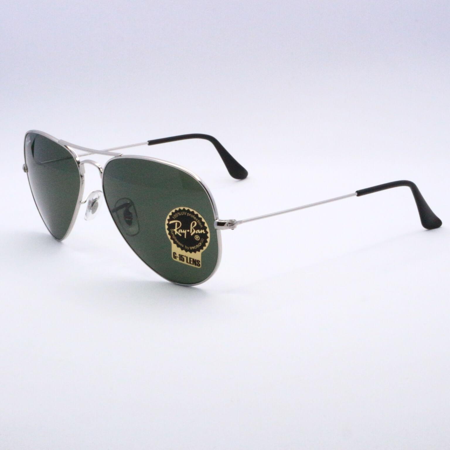 d99ae348a8 Γυαλιά ηλίου Ray-Ban 3025 003 58 58 Aviator ~ Οπτικά Eyelab
