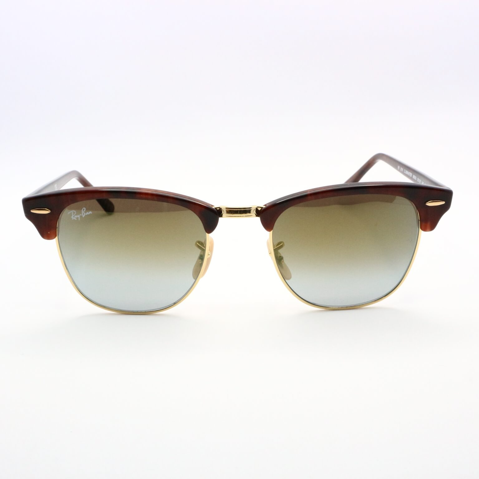 914b7d784e γυαλιά ηλίου Ray Ban Clubmaster 3016 Large
