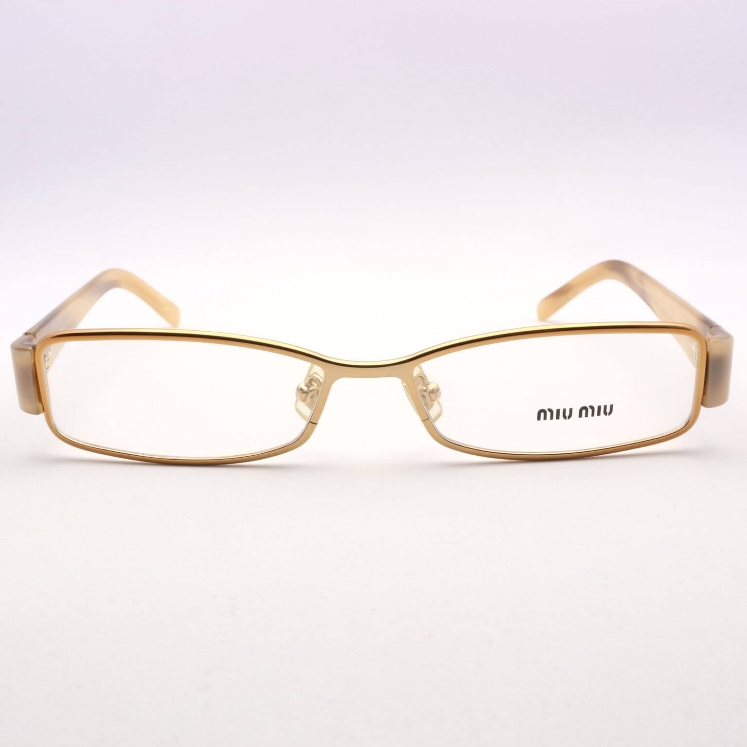 Miu-Miu VMU 60E 7OE-1O1 51 ~ Eyelab cc7aa3080fd