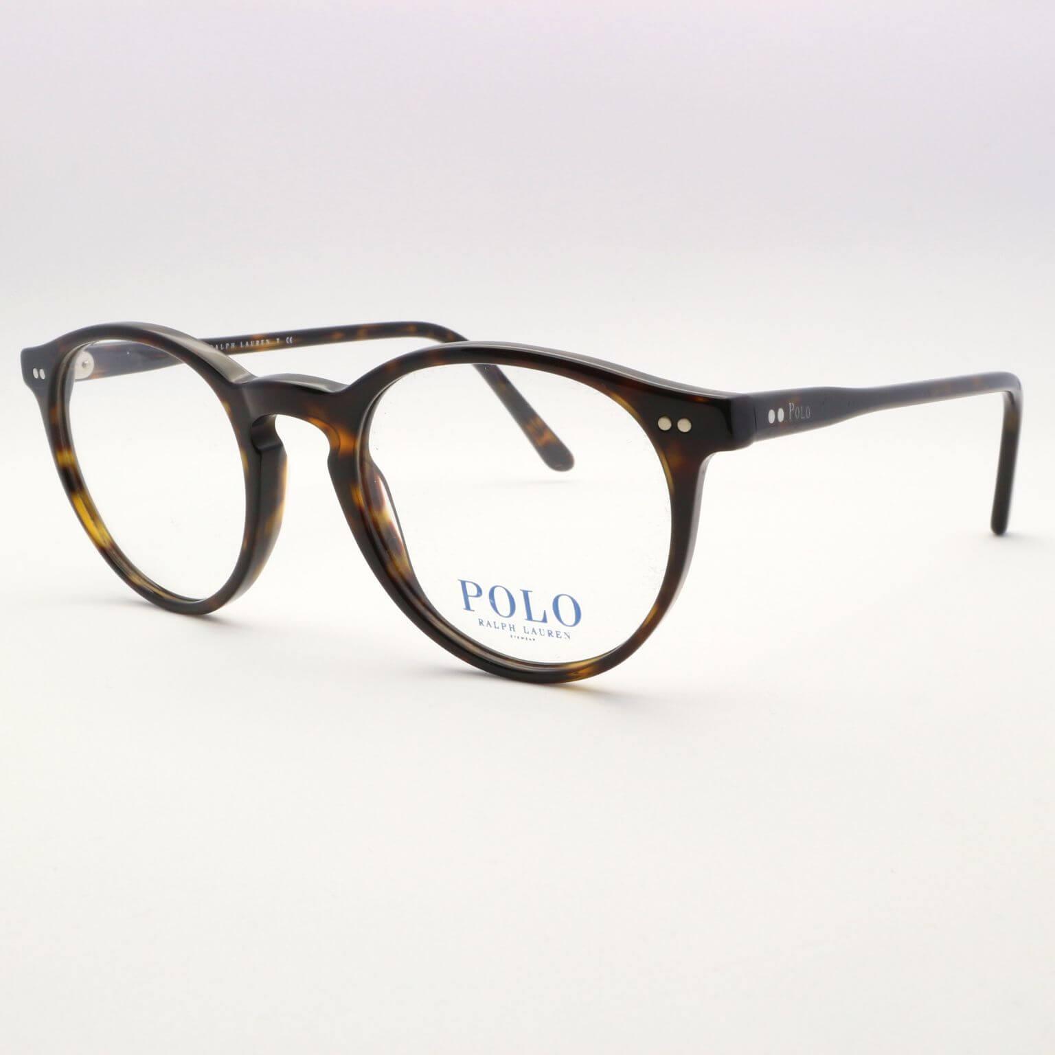 Polo Ralph Lauren 2083 5003 48 ~ Eyelab db016bfc85d