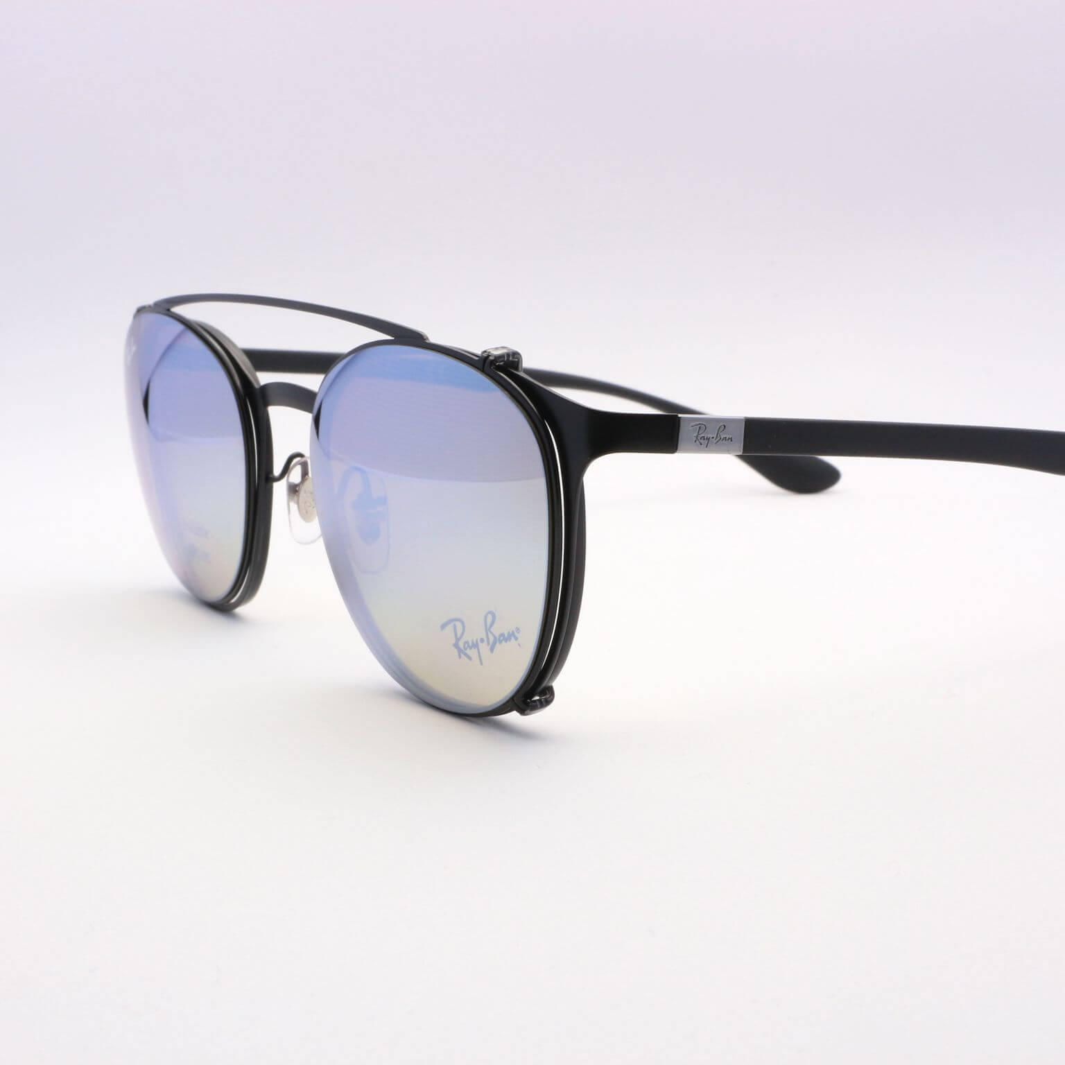 8e4b86a6fc Clip-on Ray-Ban 6355C 2503B8 50 ~ Eyelab