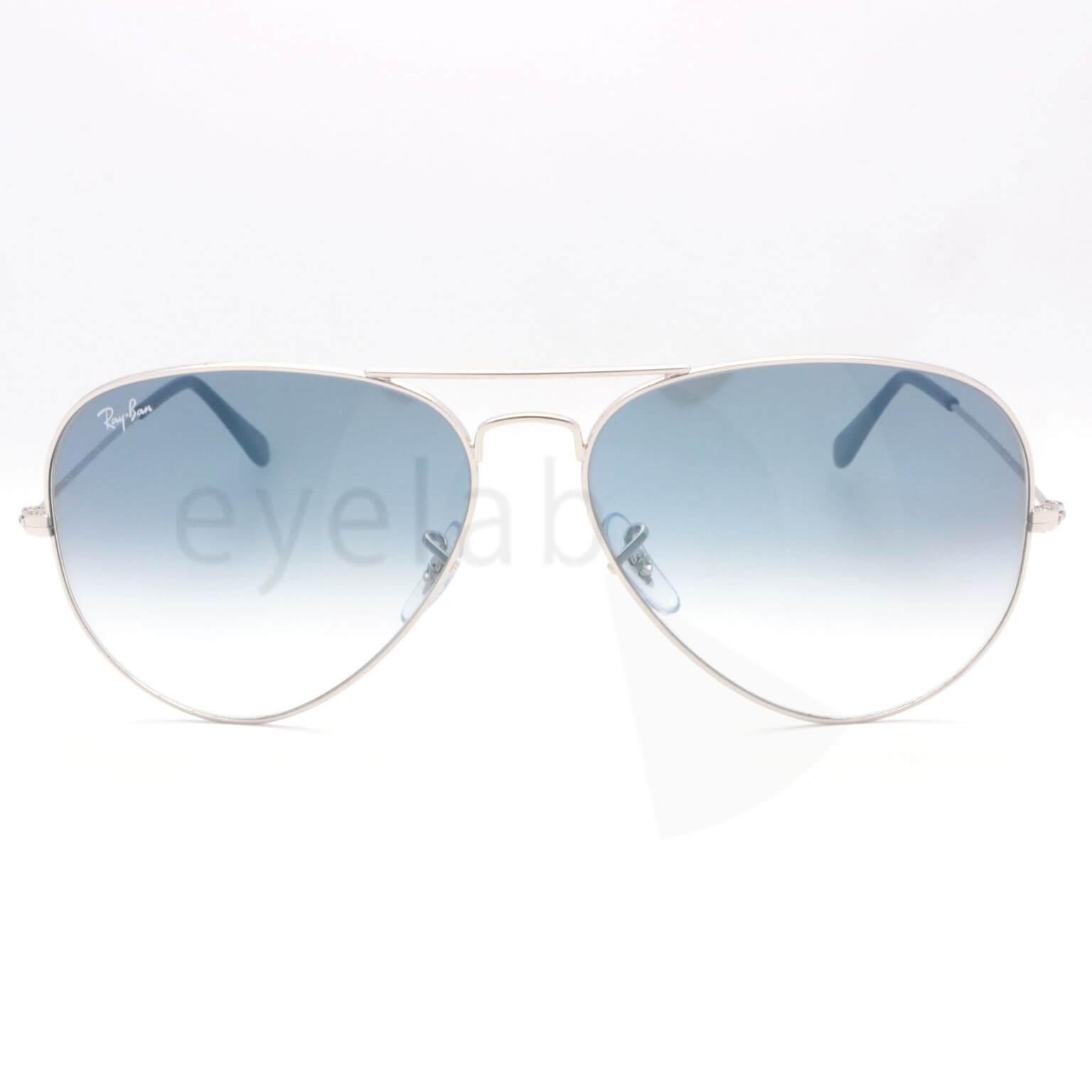 c286127b1c Ray-Ban Aviator 3025 0033F 62 ~ Οπτικά Eyelab