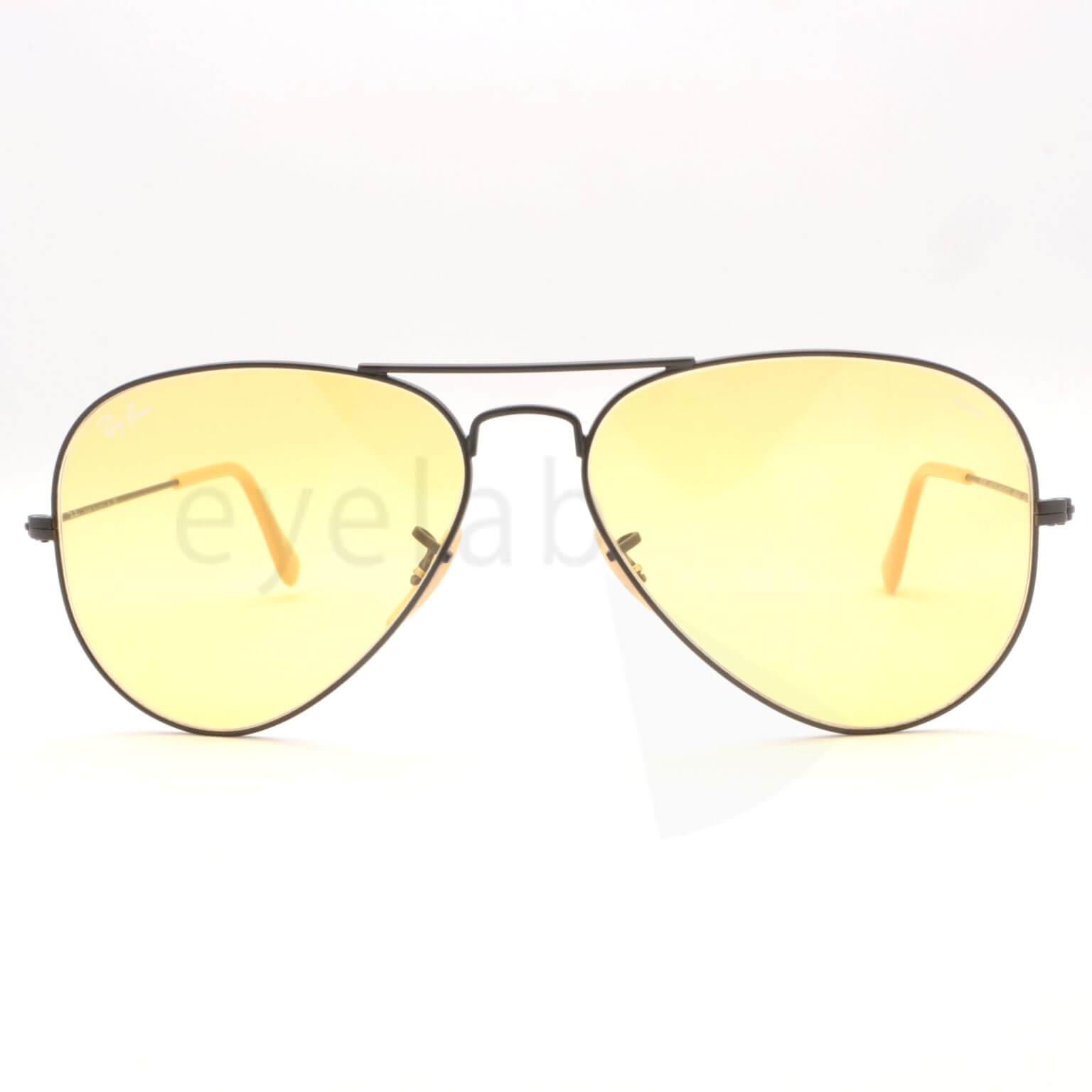 2c1b586b37 Γυαλιά ηλίου Ray-Ban 3025 90664A 58 Aviator Evolve ~ Οπτικά Eyelab