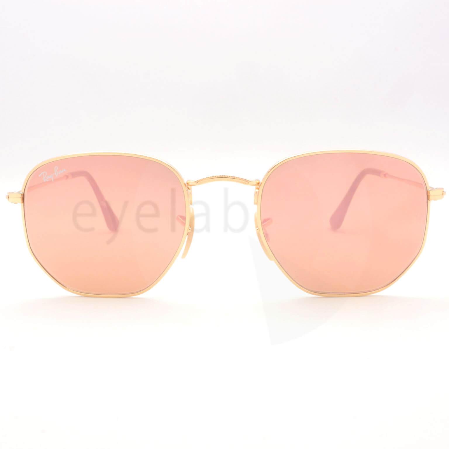Γυαλιά ηλίου Ray-Ban Hexagonal 3548N 001Z2 2e3b00cc15e