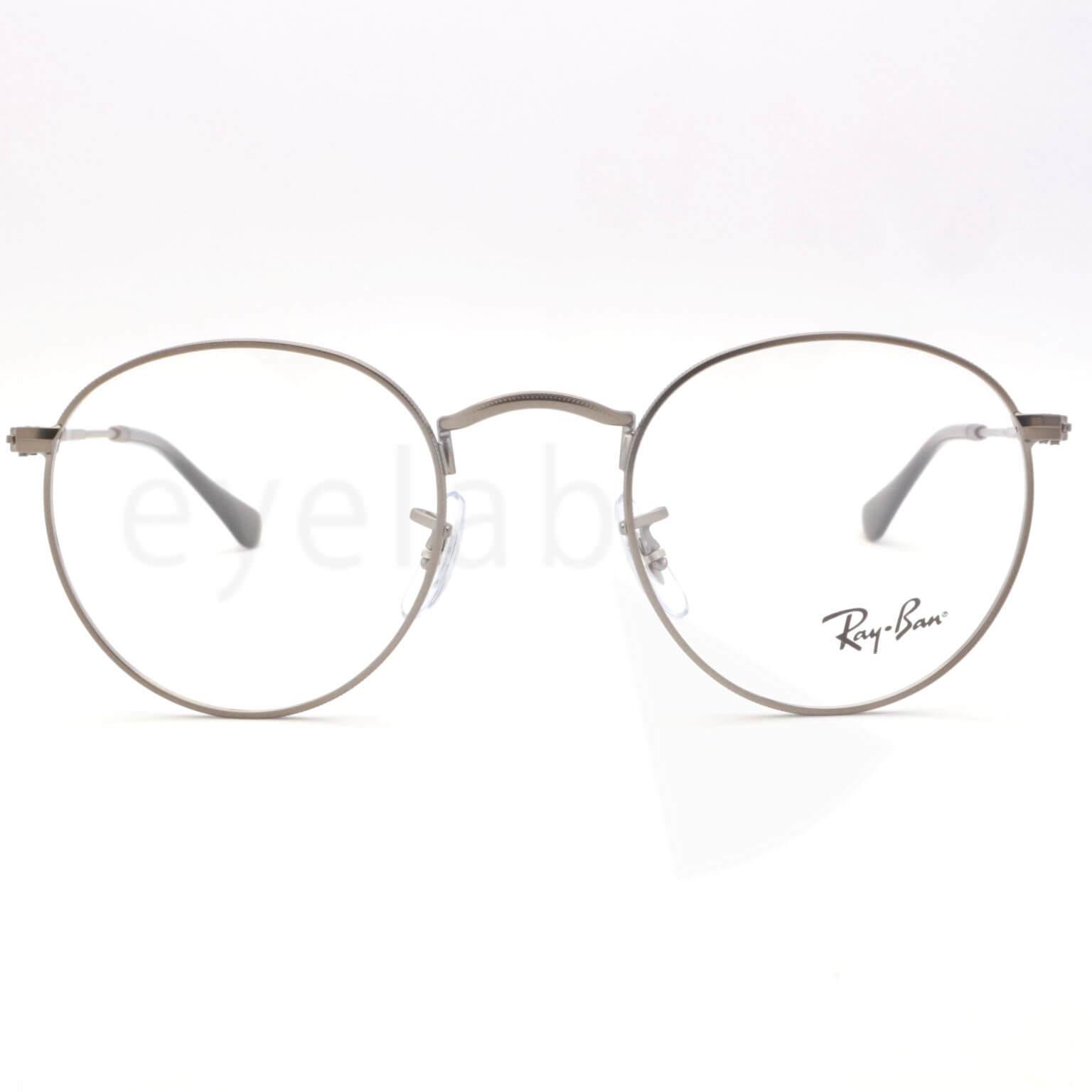 Γυαλιά οράσεως Ray-Ban Round Metal 3447V 2620 f18e5b36696