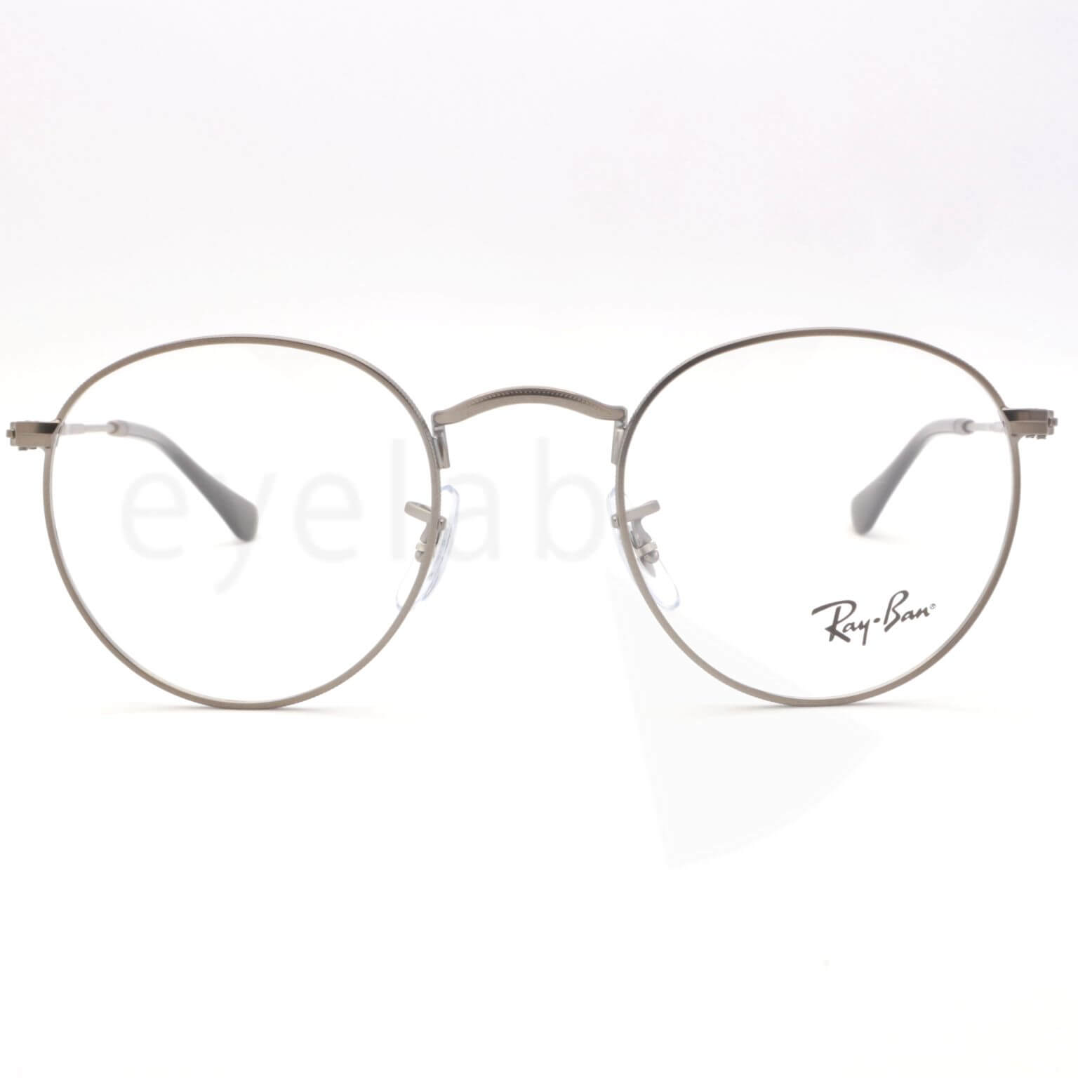 cdcecde73c Γυαλιά οράσεως Ray-Ban Round Metal 3447V 2620
