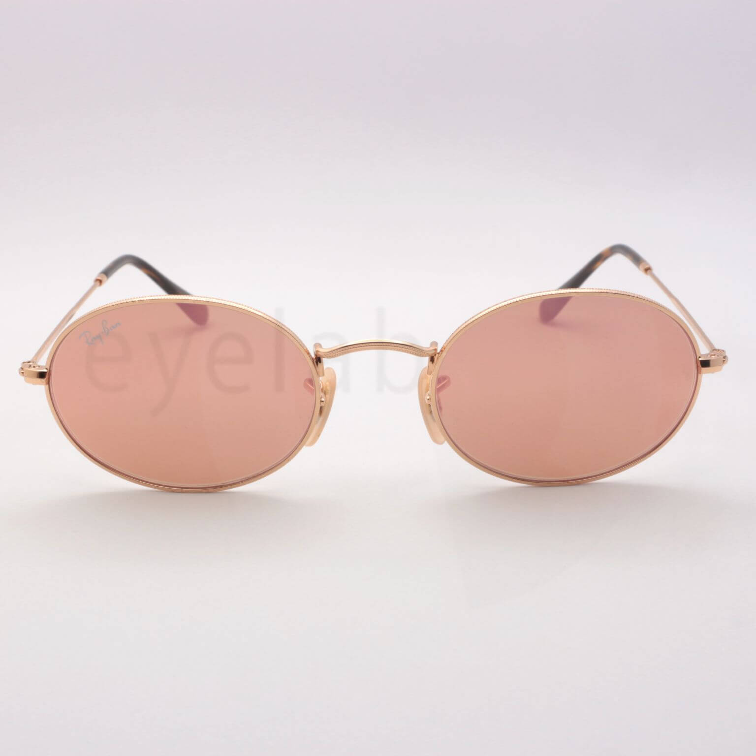 e3f391c22d Γυαλιά ηλίου Ray-Ban Oval Flat 3547N 001Z2 ~ Eyelab