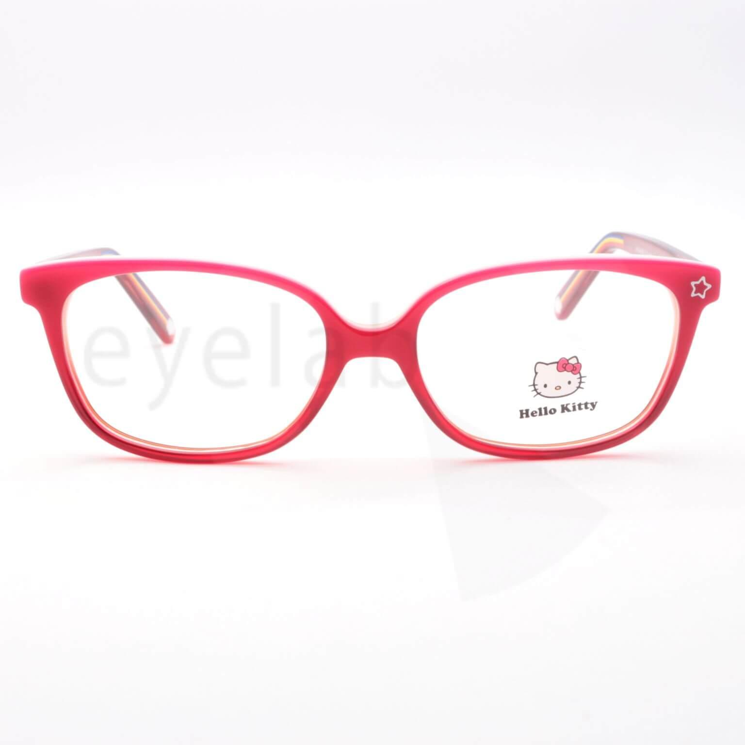 Παιδικά γυαλιά οράσεως Hello Kitty AA093 C14 ~ Eyelab f41707e8a3a
