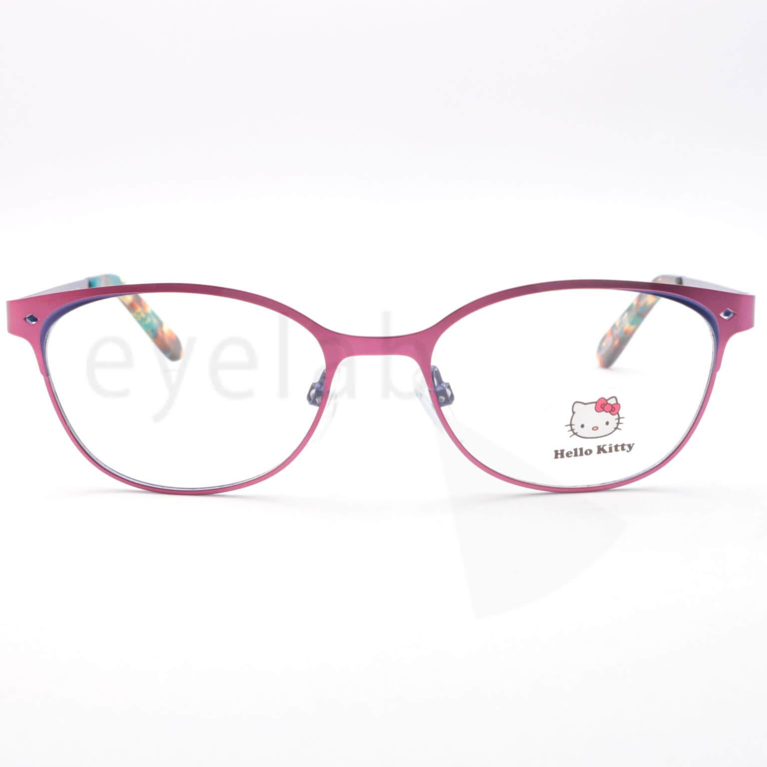 Παιδικά γυαλιά οράσεως Hello Kitty MM060 C12 ~ Eyelab 3e529db1cc9