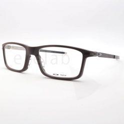 ... Γυαλιά οράσεως Oakley Pitchman 8050 04 Satin Brownstone d89931ec908