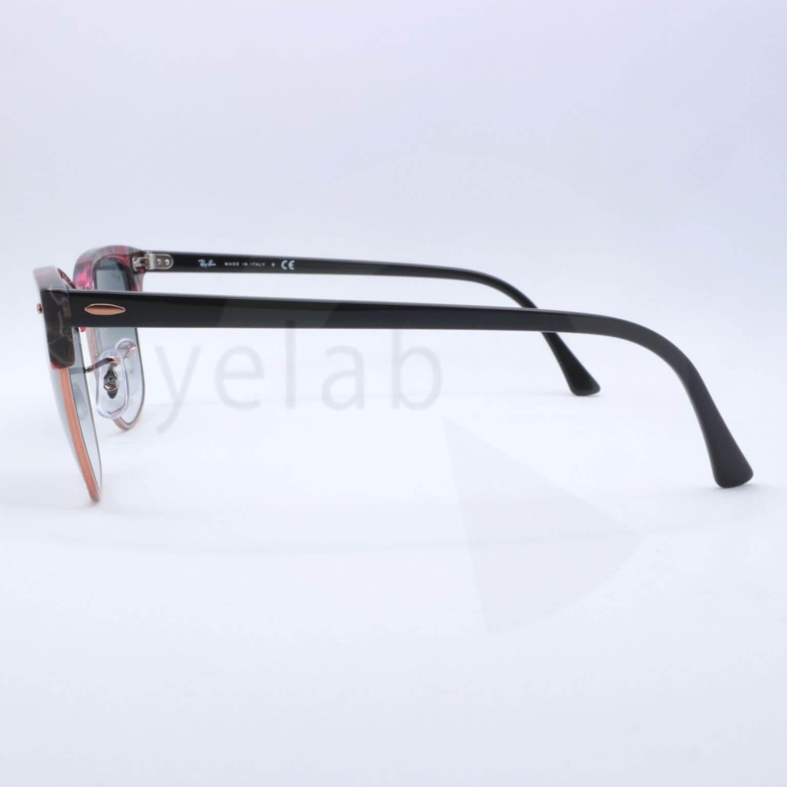 2438c09c45 Ray-Ban 3016 Clubmaster 12573F 51 sunglasses ~ Οπτικά Eyelab