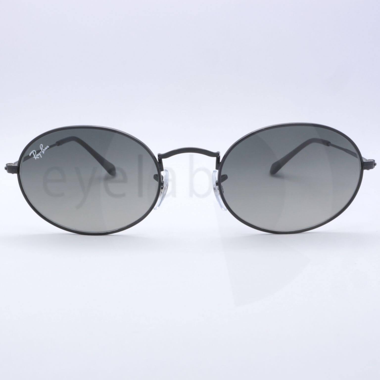 c863c03392 Ray-Ban Oval Flat 3547N 002 71 54 sunglasses ~ Οπτικά Eyelab