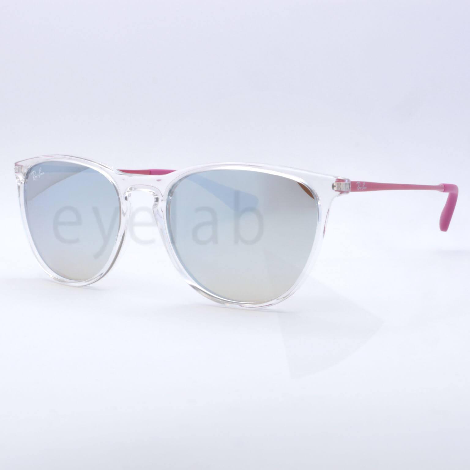 Γυαλιά ηλίου Ray-Ban Junior 9060 7032B8 ~ Eyelab 51252ca36c0