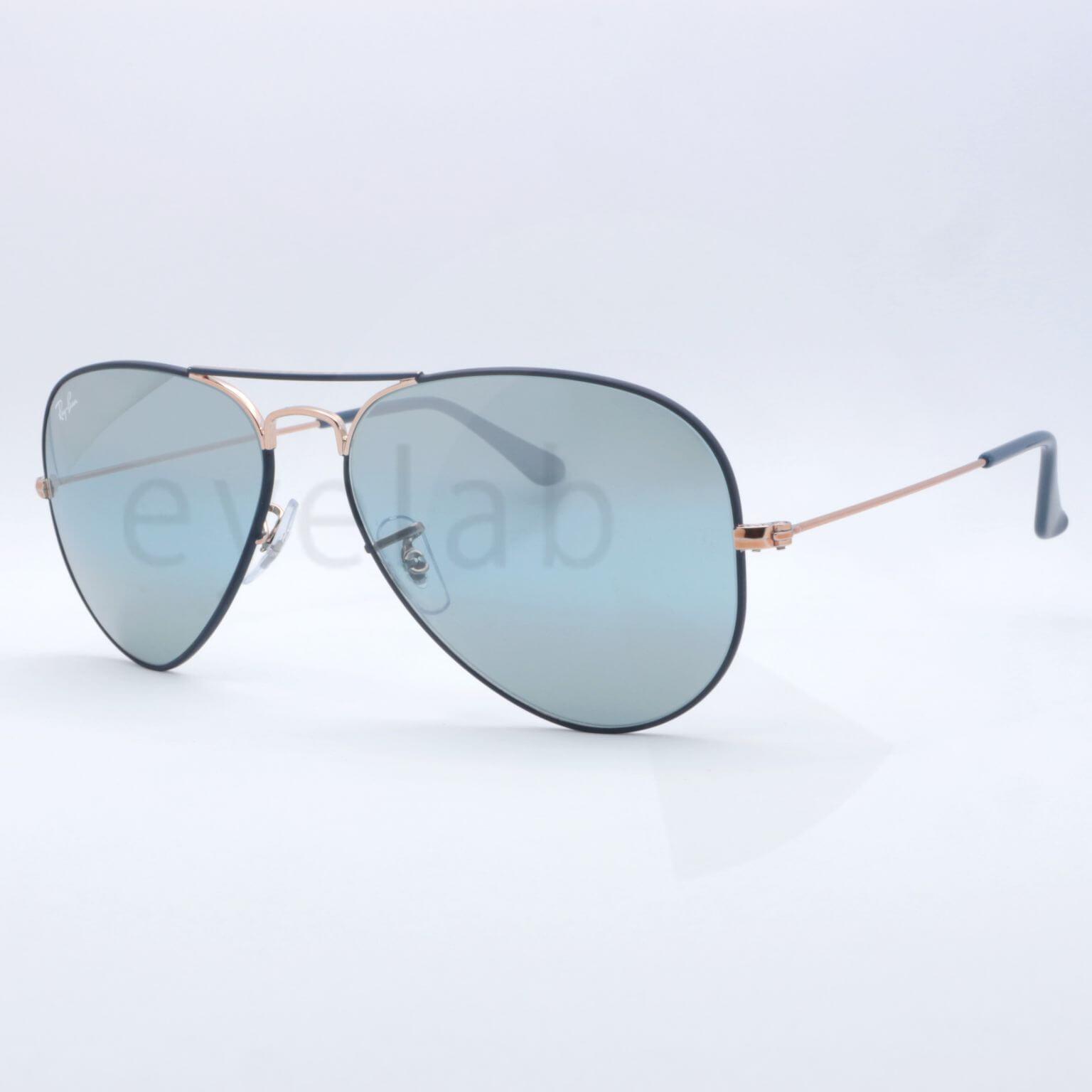 419d005681 Ray-Ban Aviator 3025 9156AJ 58 sunglasses ~ Οπτικά Eyelab