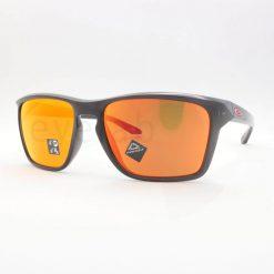 Γυαλιά ηλίου Oakley Sylas Prizm Ruby Polarized 9448 05