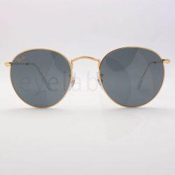 Γυαλιά ηλίου Ray-Ban 3447 Round Metal Legend Gold 9196R5